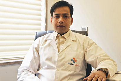 Image of Dr. Piyush Sharma Varicose veins specialist in New Delhi