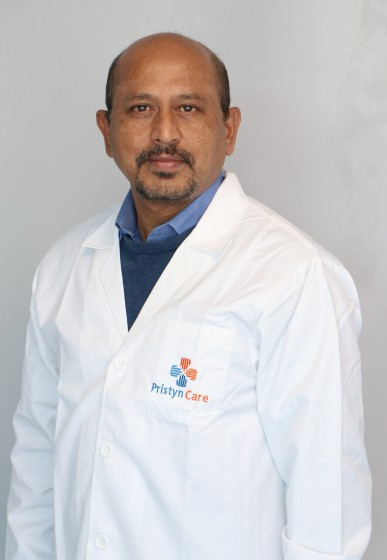 Image of Dr. Rajeshwar Kamineni piles specialist in Hyderabad