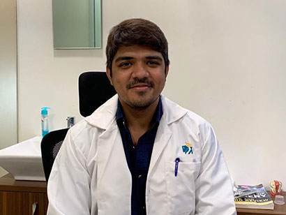 Image of Dr. Deeraj Jaliwar piles specialist in Hyderabad
