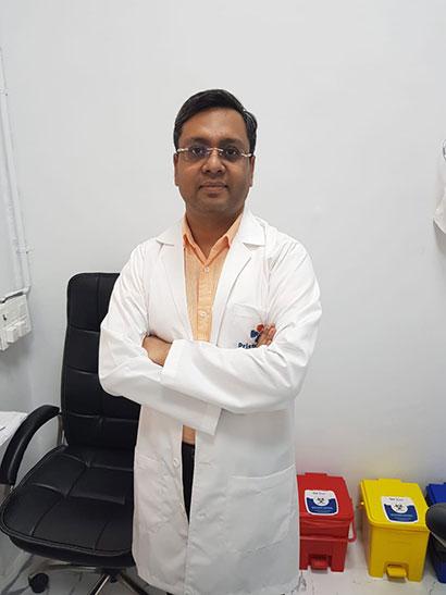 Dr. Somak Ghosh