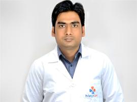 Image of Dr. Vaibhav Gupta fissure specialist in Kanpur