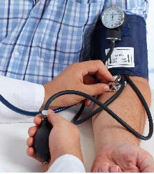 Calcium channel blockers for high blood pressure
