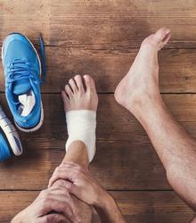 Injury, trauma or irritation due to accident, pelvic surgery, etc.