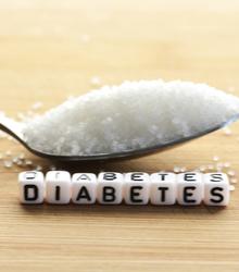 Uncontrolled diabetes