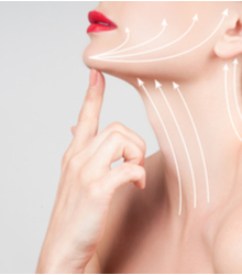 Neck circumference – thicker neckx