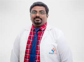 Image of Dr. Padmanabhan SR piles specialist in Chennai