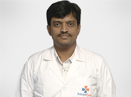 Image of Dr. Mutharaju K.R proctology specialist in Bangalore