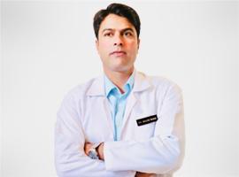 Image of Dr. Majid Rasool Wani piles specialist in Mumbai