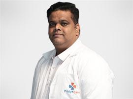 Image of Dr. Amol Gosavi fistula specialist in Mumbai