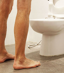 Pain during or afterurination