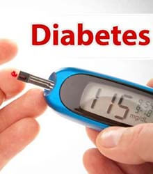 Suffering from Diabetes, sickle cell anaemia or cirrhosis
