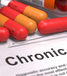 Medical conditions like tumors and chronic illnesses