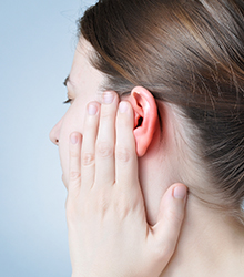 Ear pain and Loss of balance