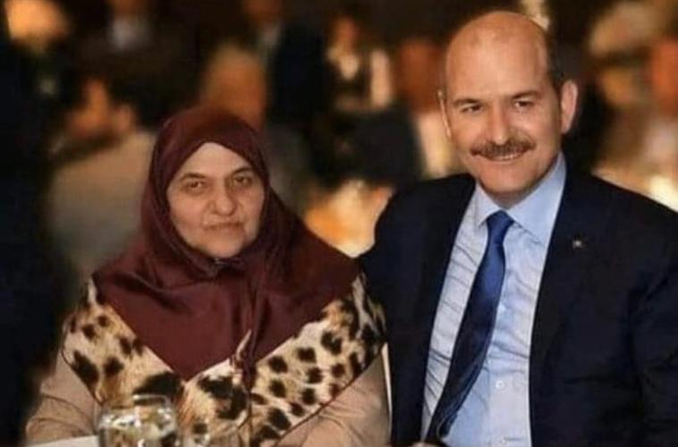 Süleyman Soylu'nun annesi Servet Soylu tedavi gördüğü hastanede vefat etti