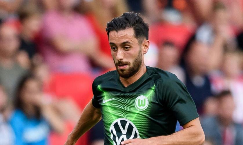 Trabzonspor'un Wolfsburg'dan transfer ettiği Yunus Mallı