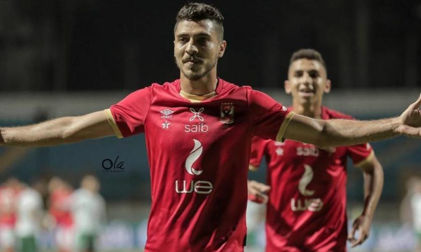 Mısır liginde Al Ahli'de top koşturan 25 yaşındaki Mohamed Sherif