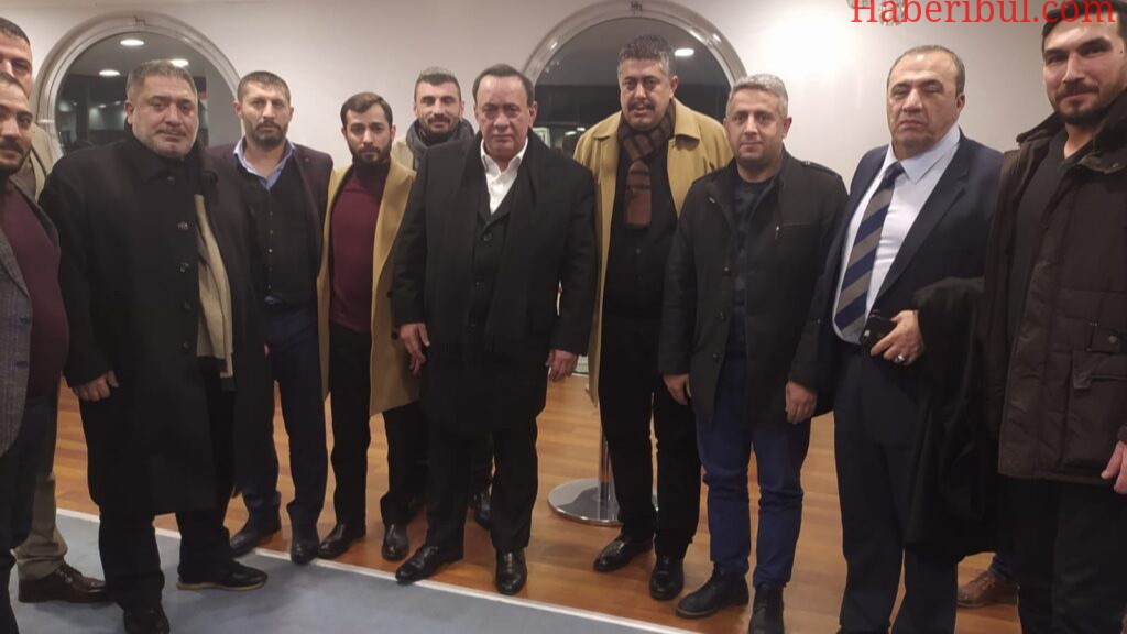 Alaattin Çakıcı Anadolu Turuna Çıktı
