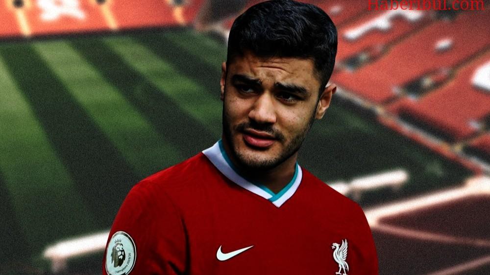 Ozan Kabak Premier Lig Şampiyonu Liverpool'a Transfer Oldu!