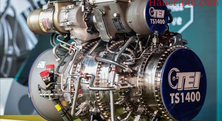 TUSAŞ Altı Ay İçinde Beş Adet TS1400 Motoru Üretecek