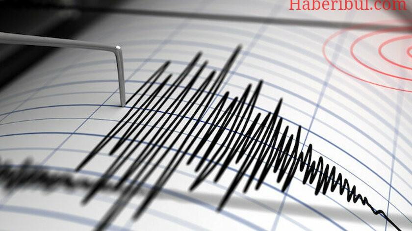 İzmir'de Ardı Ardına Depremler!