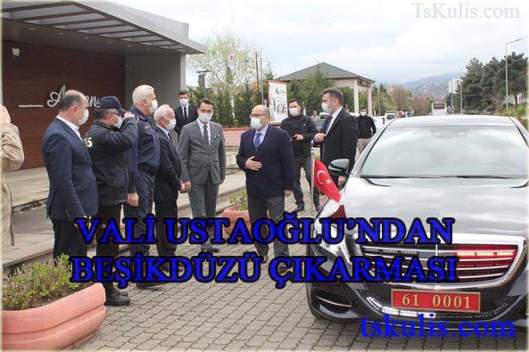 Valilik Hareket Geçti! Hedef Mavi Trabzon!
