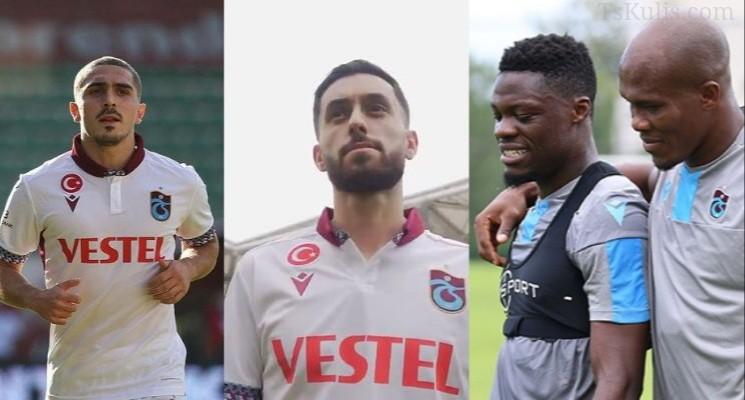 İşte Trabzonspor'daki Sakatların Son Durumları