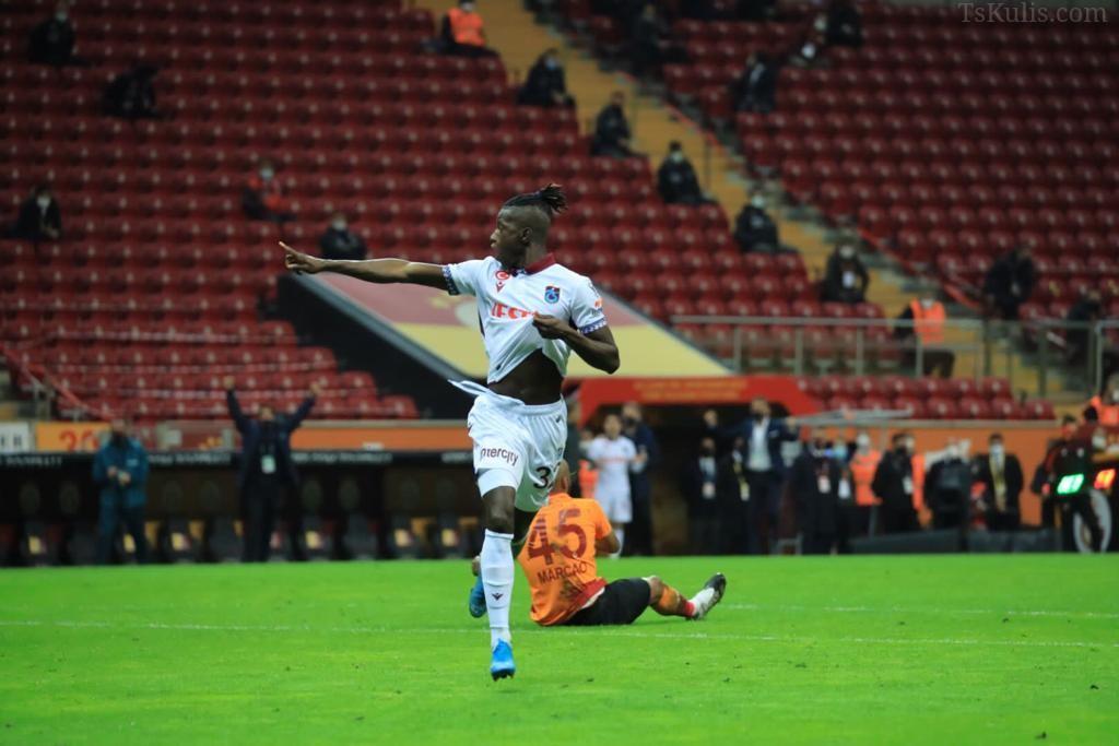 Trabzonspor'a Edgar Ie'den Kötü Haber Geldi