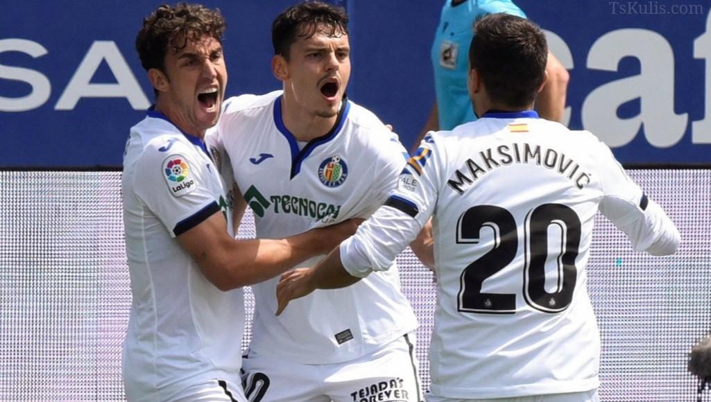 Enes Ünal La Liga'da Adında Söz Ettirmeye Başladı