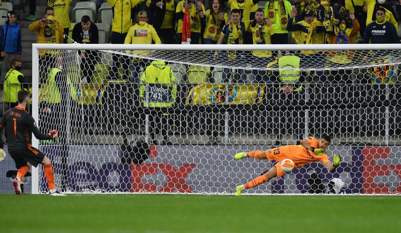 UEFA Avrupa Ligi Şampiyonu Villarreal Oldu