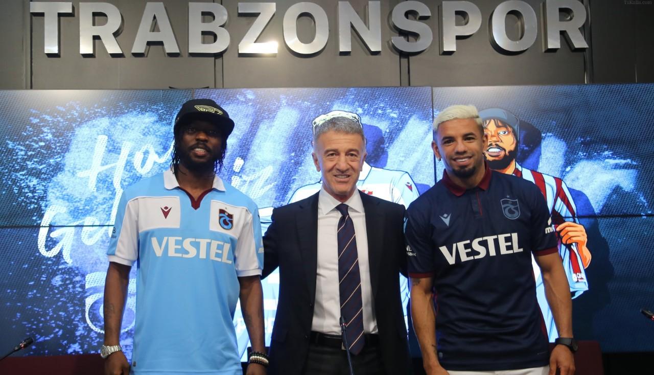 Trabzonspor 153. Yabancı Transferini Gerçekleştirdi!
