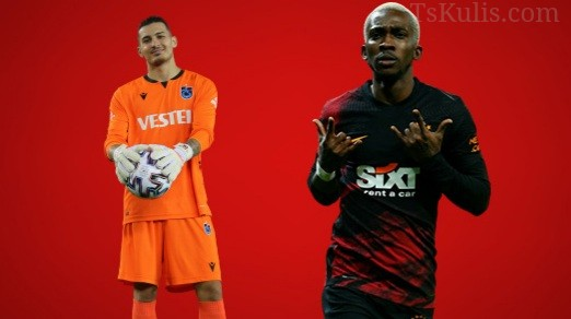 Monaco'dan Trabzonspor'a Henry Onyekuru'lu Uğurcan Çakır Teklifi!