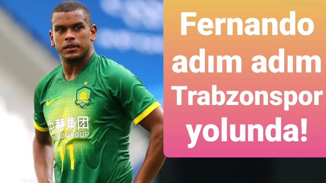Fernando Adım Adım Trabzonspor'a Scout Ekibinin Onayı Bekleniyor