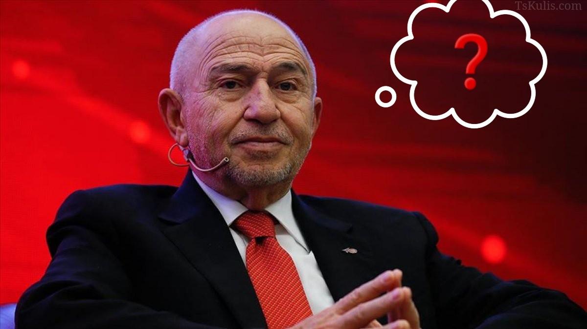 TFF Başkanı Nihat Özdemir'in Yabancı Kuralı Konusunda Kafası Karışık!