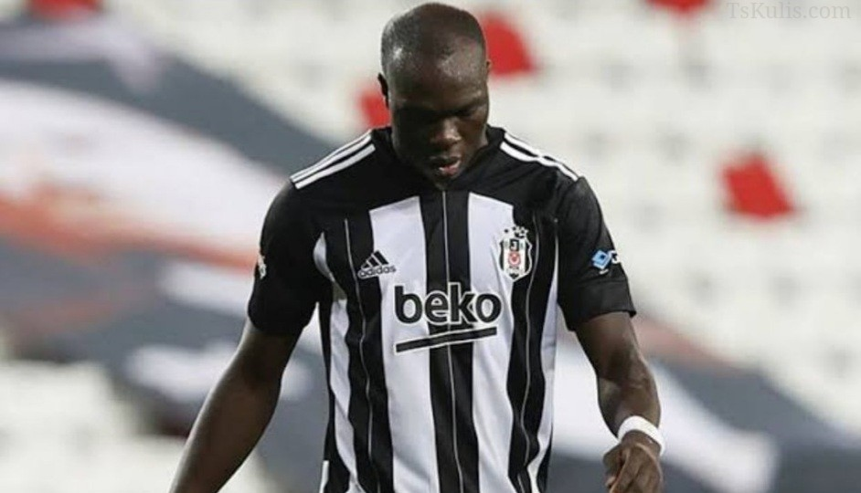 Trabzonspor'a Önerilen Aboubakar Yeni Takımına İmza Attı!
