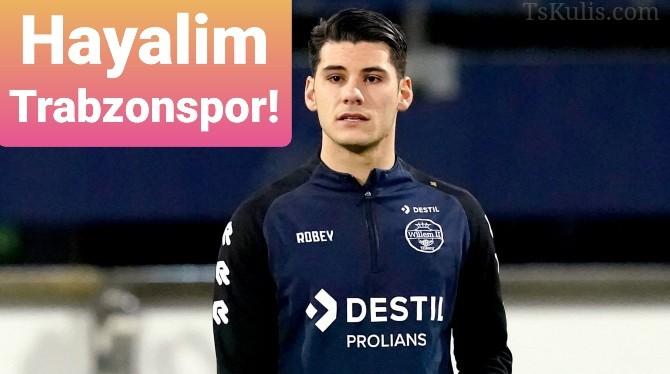 Görkem Sağlam'ın Trabzonspor Hayali Gerçekleşebilir