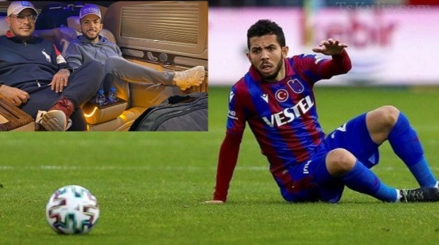 Flavio Trabzonspor'da Kalmaya Kararlı