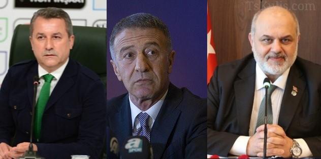 Karadeniz Kulüpler Birliği'nin Kurulması İçin Çalışmalar Başladı!