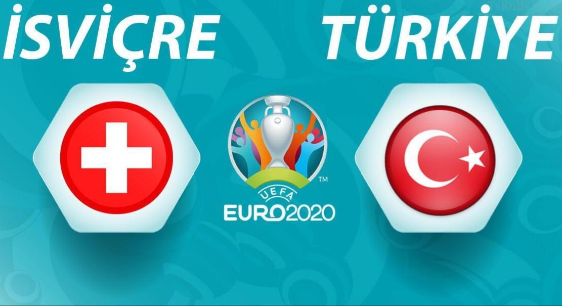 İsviçre - Türkiye Maçında Türkiye En İyi 3. Nasıl Olur?