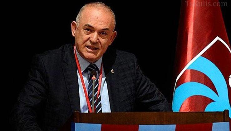 Trabzonspor'da Bildiri Şoku!