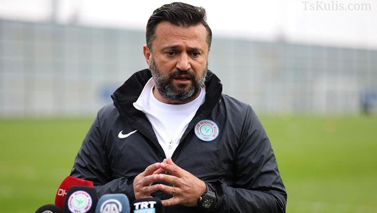 Rizespor Teknik Direktöründen İddialı Trabzonspor Yorumu!
