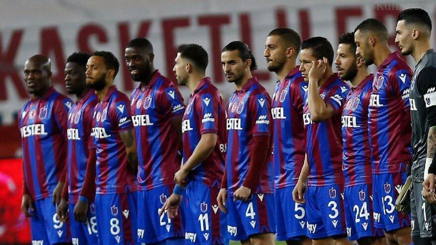Trabzonspor'da Sözleşmesini Biten Oyuncuların Listesi