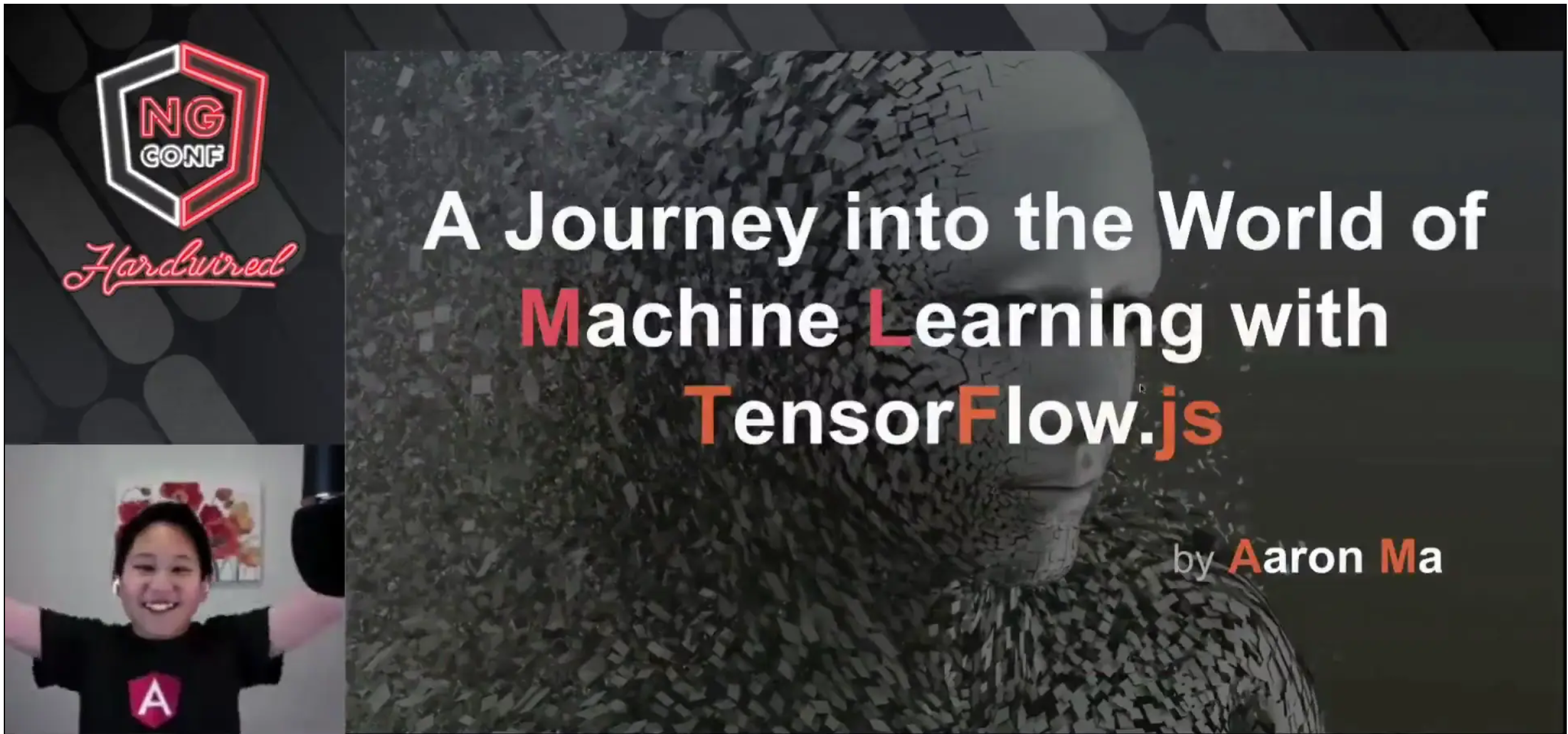 A Journey into the World Of Machine Learning with TensorFlow.js