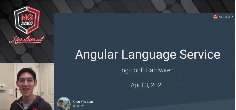 Angular Language Service: What's New