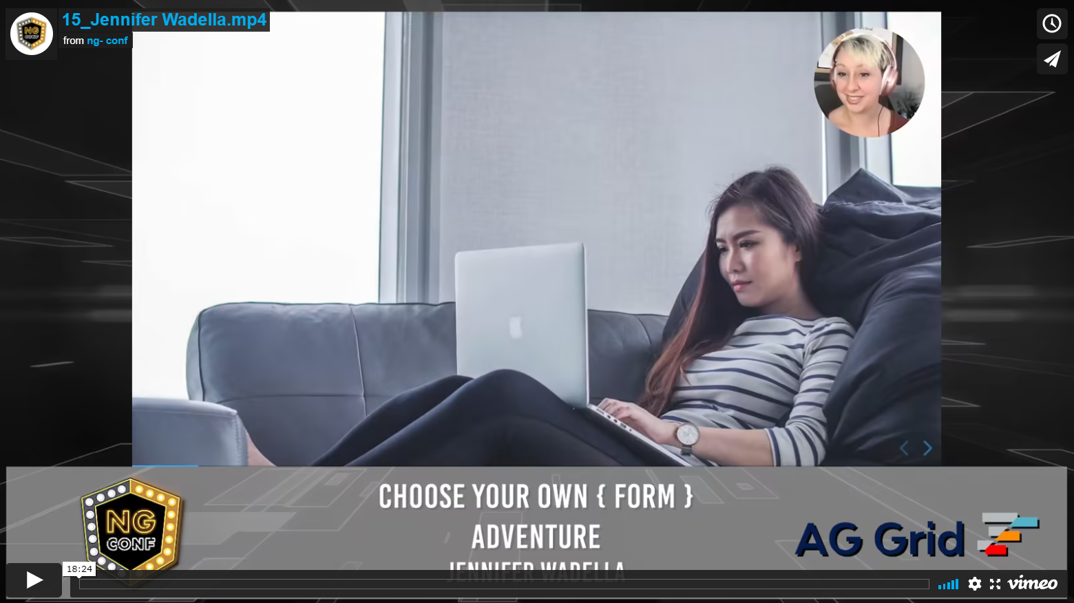 Choose Your Own { Form } Adventure