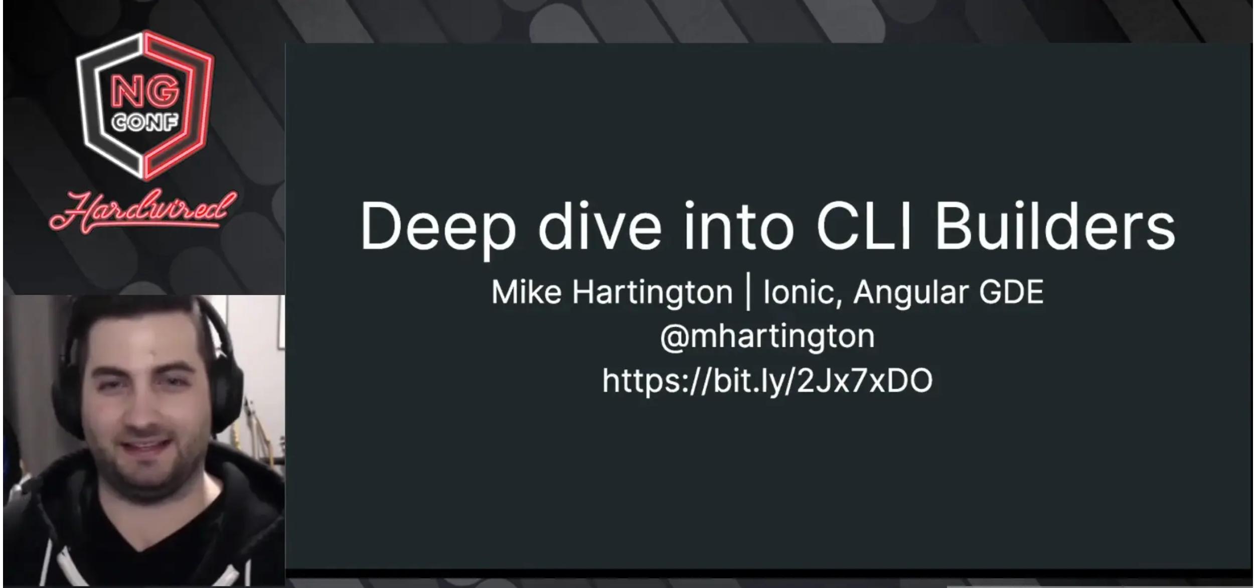Deep Dive Into CLI Builders