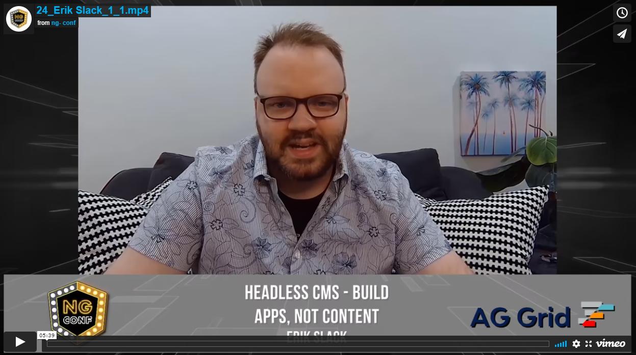 Headless CMS - Build Apps, Not Content