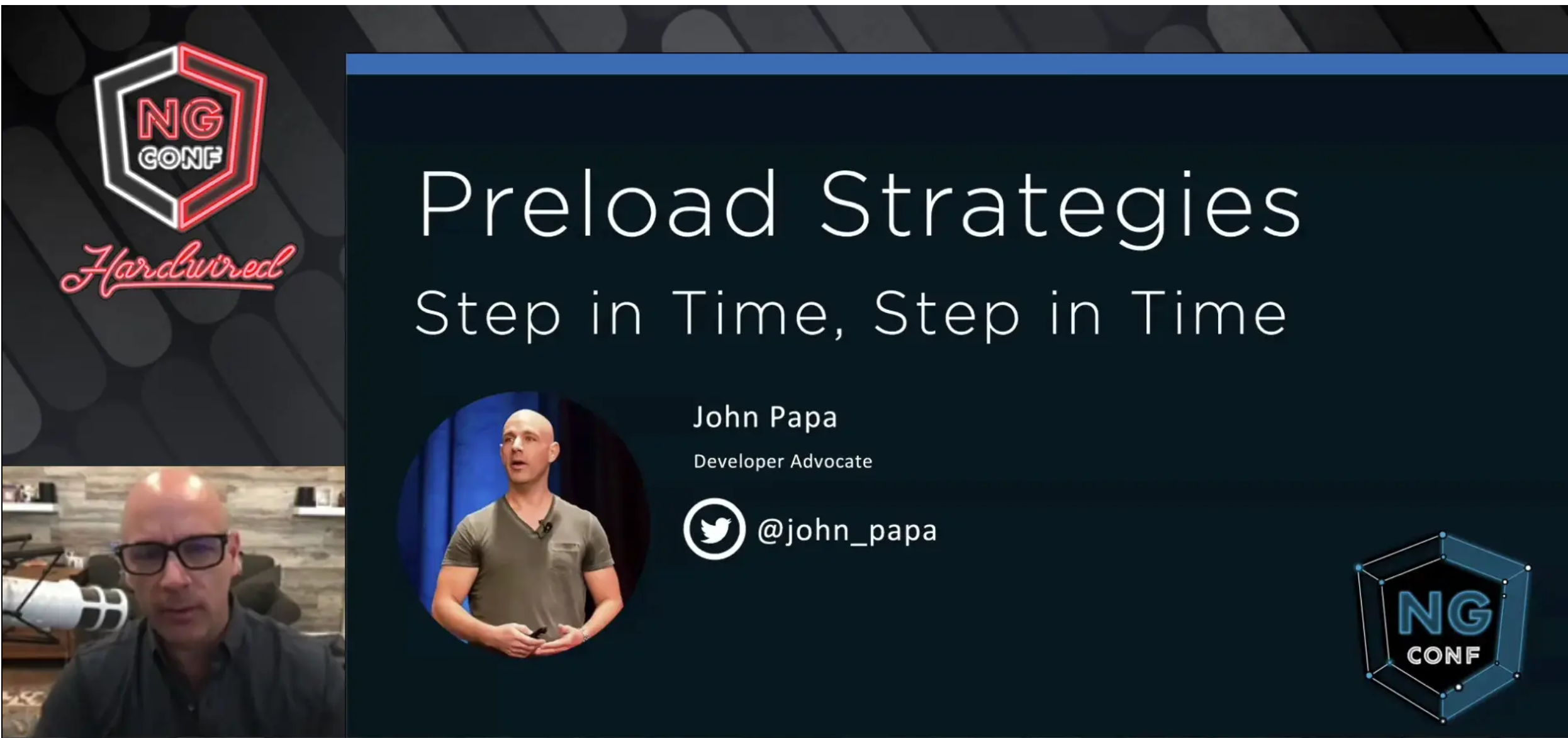 Preload Strategies: Step in Time, Step in Time!
