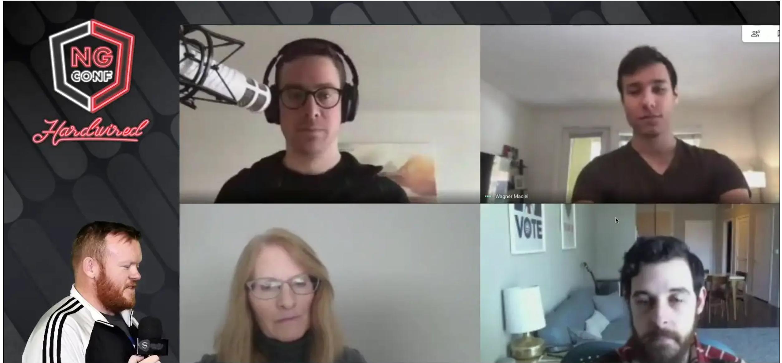 Q&A PANEL | Jeremy Elbourn | Wagner Maciel | Deborah Kurata | Brian Love