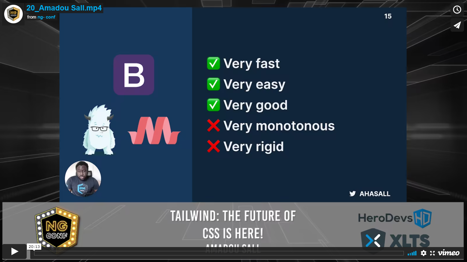 Tailwind: The Future of CSS is Here!