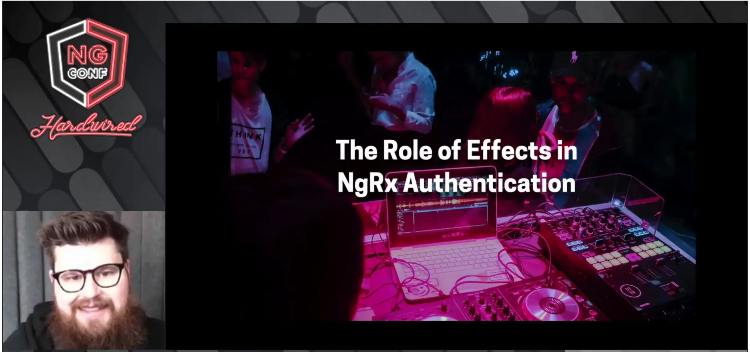 The Role of Effects in NgRx Authentication